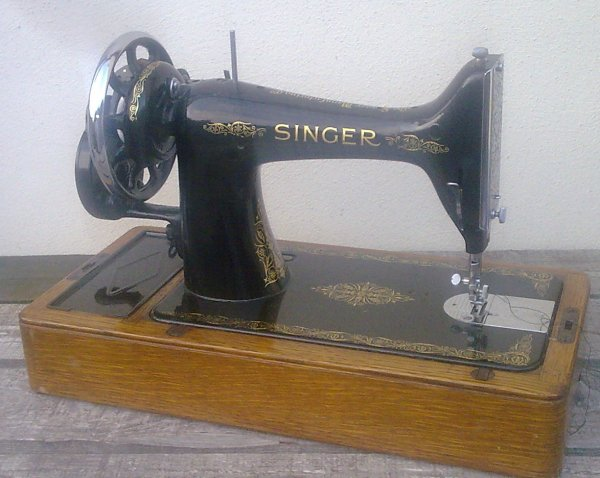 Machine Numbers Sewing Serial Antique 32d3650 - Year of