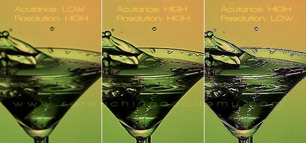 Sharpness & Acutance