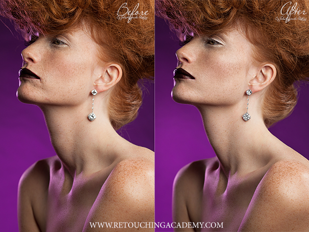 Retouching Guidelines & Considerations