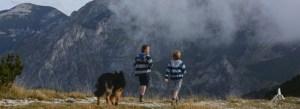 familiereizen , Valle d'Aosta, Italië