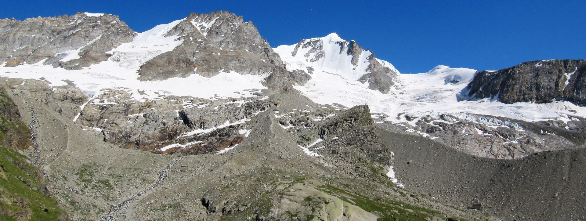 Gran Paradiso - Retour Mountain Adventure