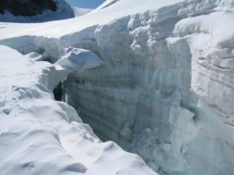 Gletsjertochten en top beklimmingen boven 4000 meter