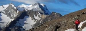 bergtochten Gran Paradiso , Aosta