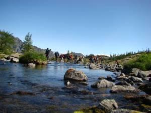 Retour Mountain Adventure - Mountain Family Trekking