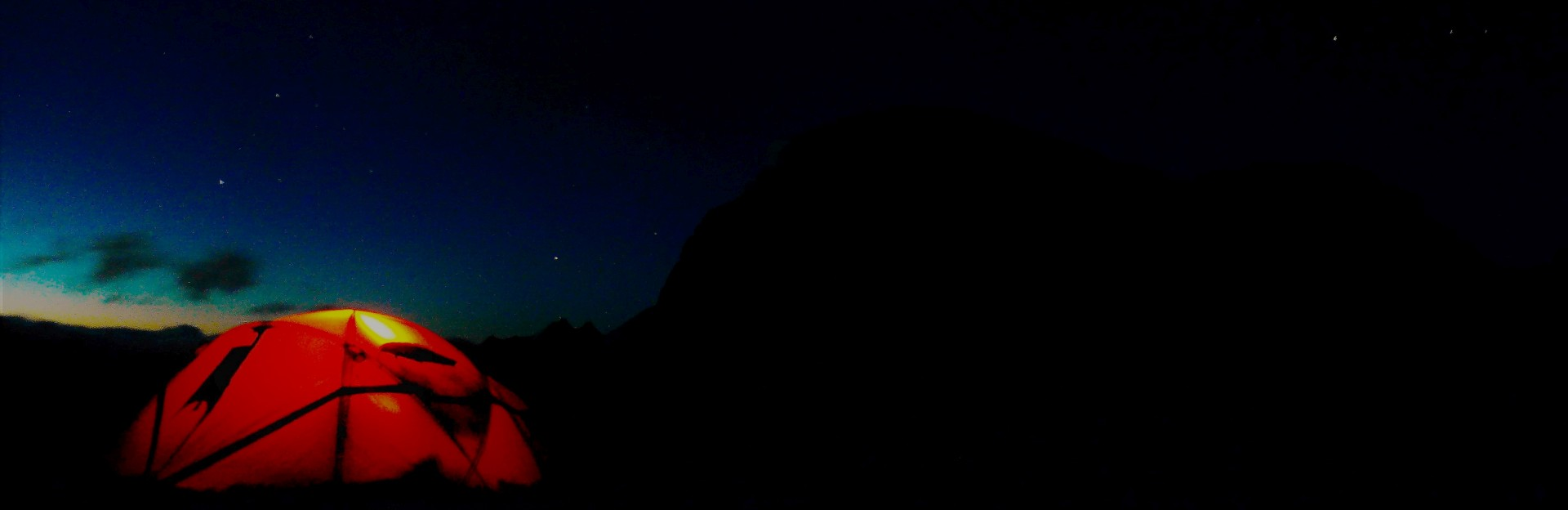 Tent Bivak - Retour Mountain Adventure