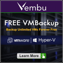 Welcome to my first sponsor: Vembu