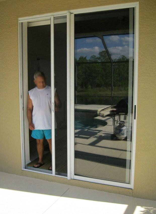 Sliding Glass Door Screen Home Design Ideas