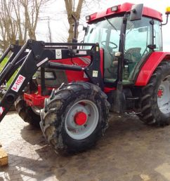 mccormick cx105 traktor med front l sser tractor with  [ 1024 x 769 Pixel ]
