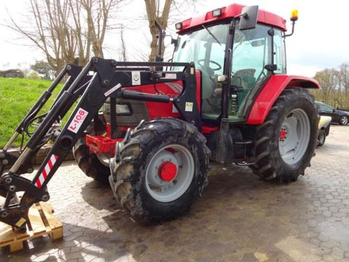 small resolution of mccormick cx105 traktor med front l sser tractor with