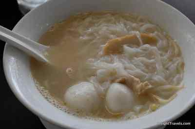 Laksa Lemek (sweeter than Penang Assam Laksa) [bonus]
