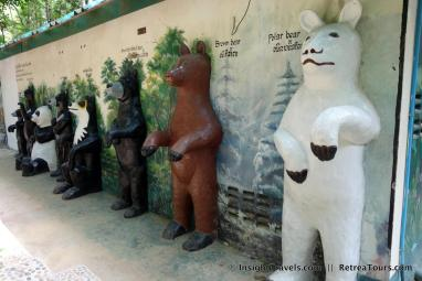 Kuang Si Waterfalls Luang Prabang Laos bear rescue