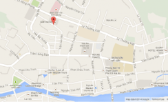 hoi an map vag restaurant
