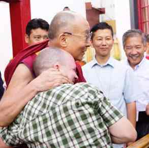 BJ and HHDL 2