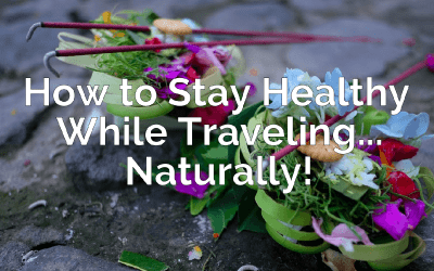 stay healthy travel