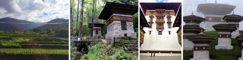Visit Bhutan during an Around the World trip