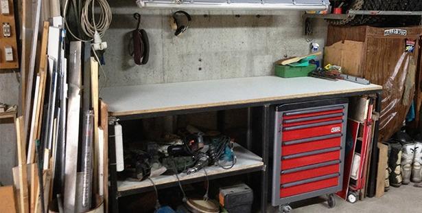 Atelier-Garage