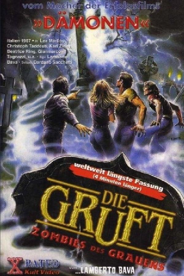 Die Gruft - Zombies des Grauens (1987)