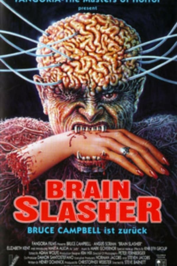 Brainslasher (1992)