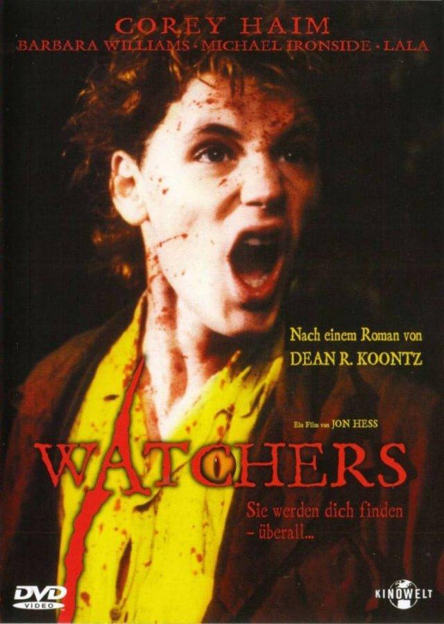 Kritik: Watchers - Gnadenlos gejagt (1988)