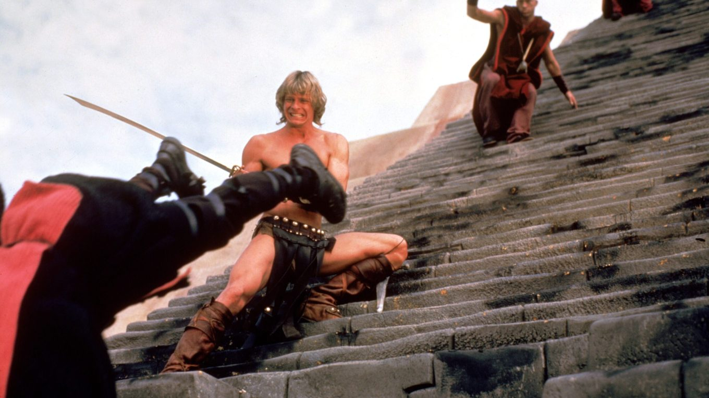 Kritik: Beastmaster - Der Befreier (1982)