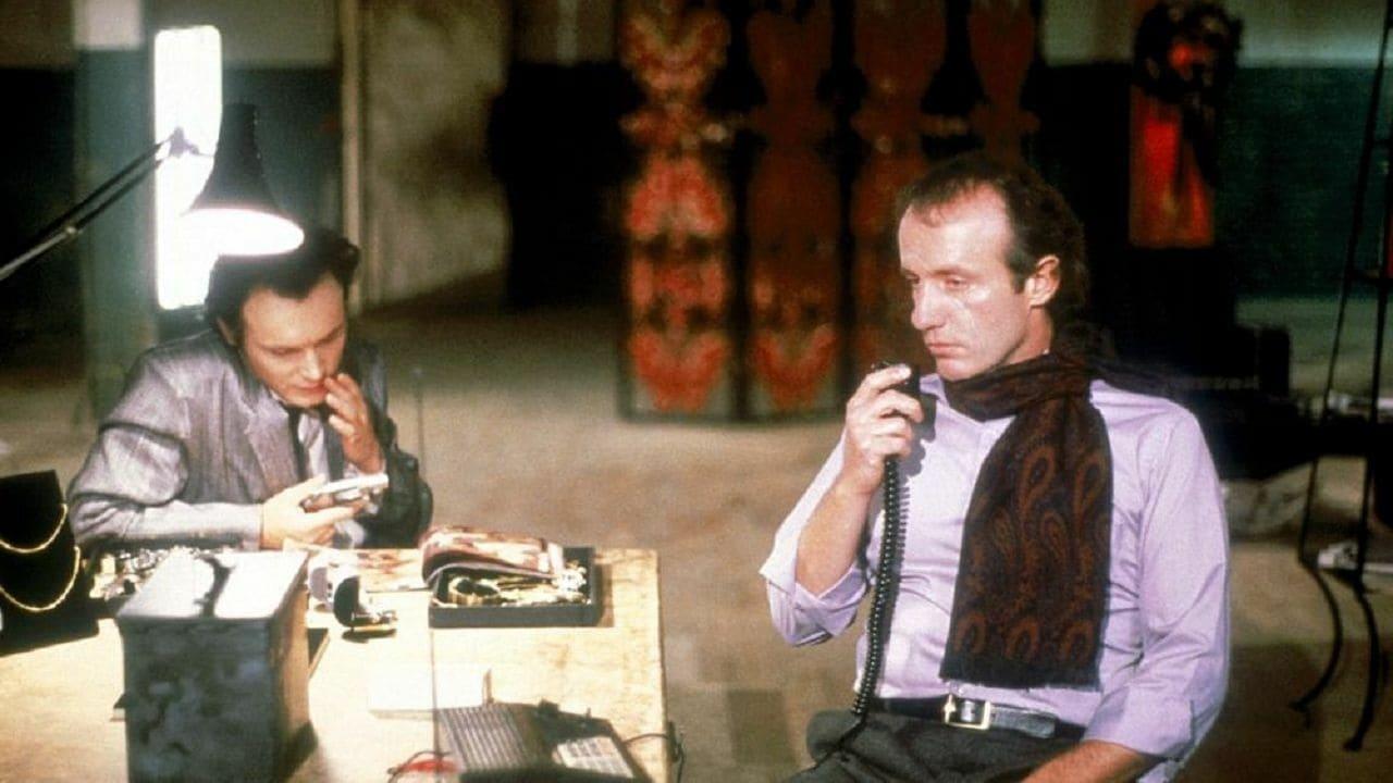 Kritik: Cold Steel (1987)