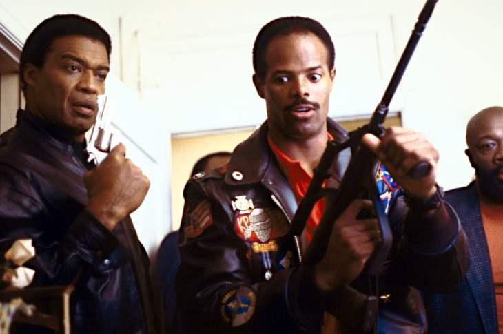 Ghettobusters (1988)