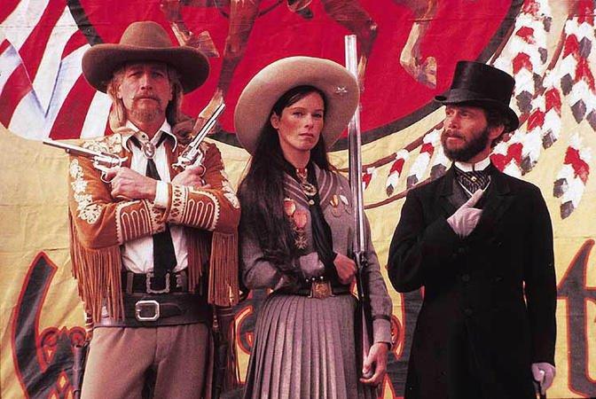 Buffalo Bill und die Indianer - Mediabook