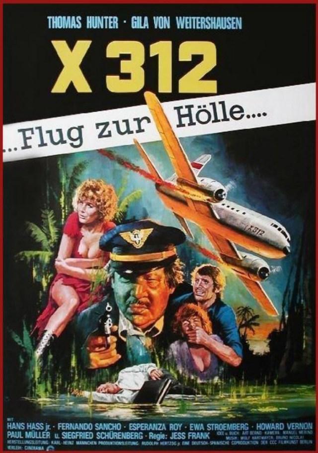X 312 - Flug zur Hölle (1971)