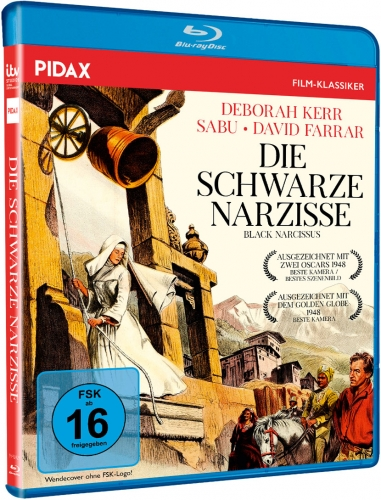 Die schwarze Narzisse (Black Narcissus) (Blu-ray)
