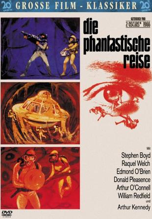 Die Phantastische Reise (1966) 12 23.12.1966 (DE) Abenteuer, Science Fiction