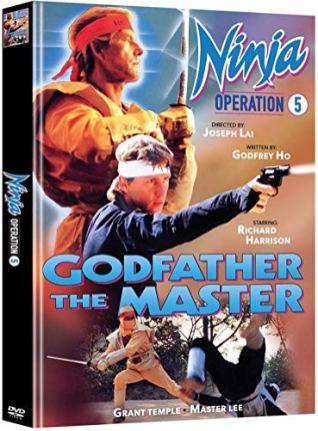 Ninja Operation 5: Godfather - Mediabook - Cover B - Limited Edition (+ Bonus-DVD)