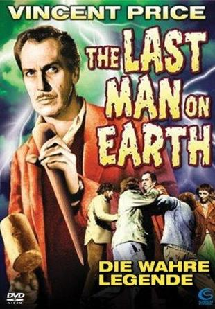 The Last Man on Earth (1964) 08.03.1964 (US) Horror, Science Fiction