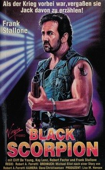 Black Scorpion (1988)