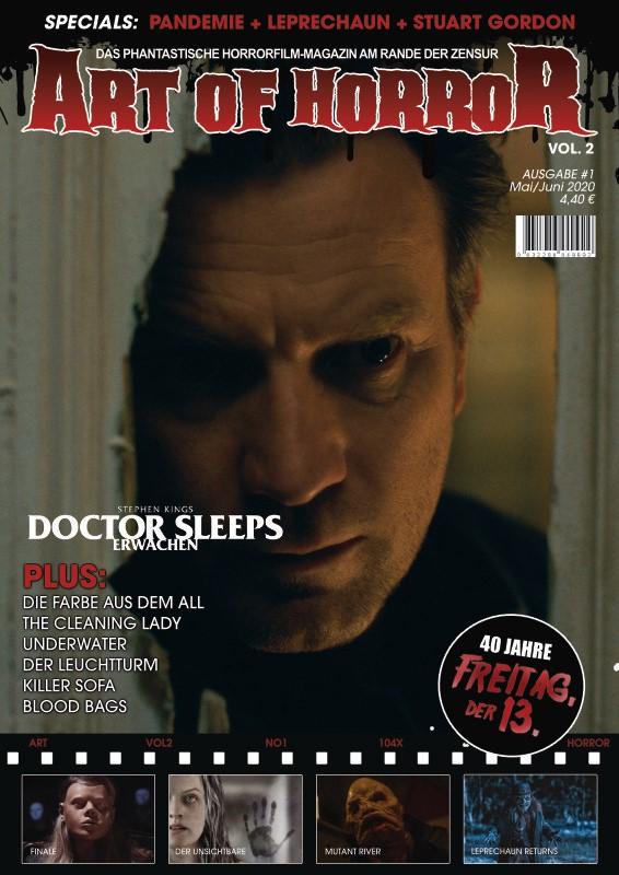 Art of Horror Magazin Volume 1