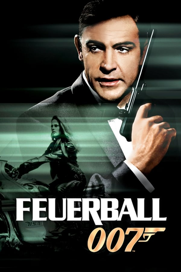 James Bond 007 - Feuerball (1965)