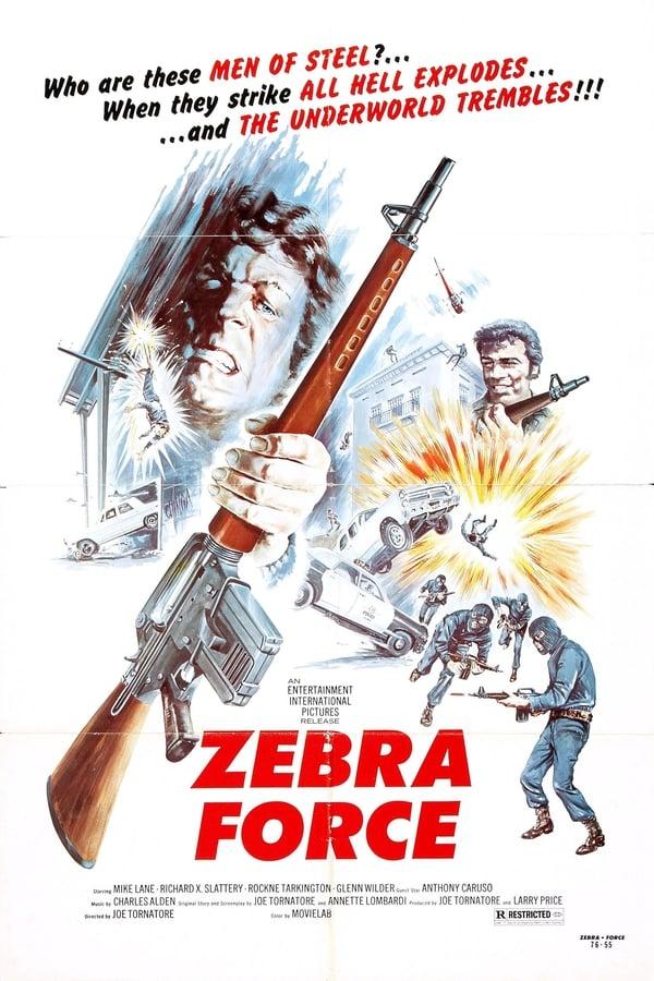 Zebra Force (1976)