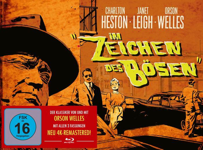 IM ZEICHEN DES BÖSEN, USA 1957, Orson Welles