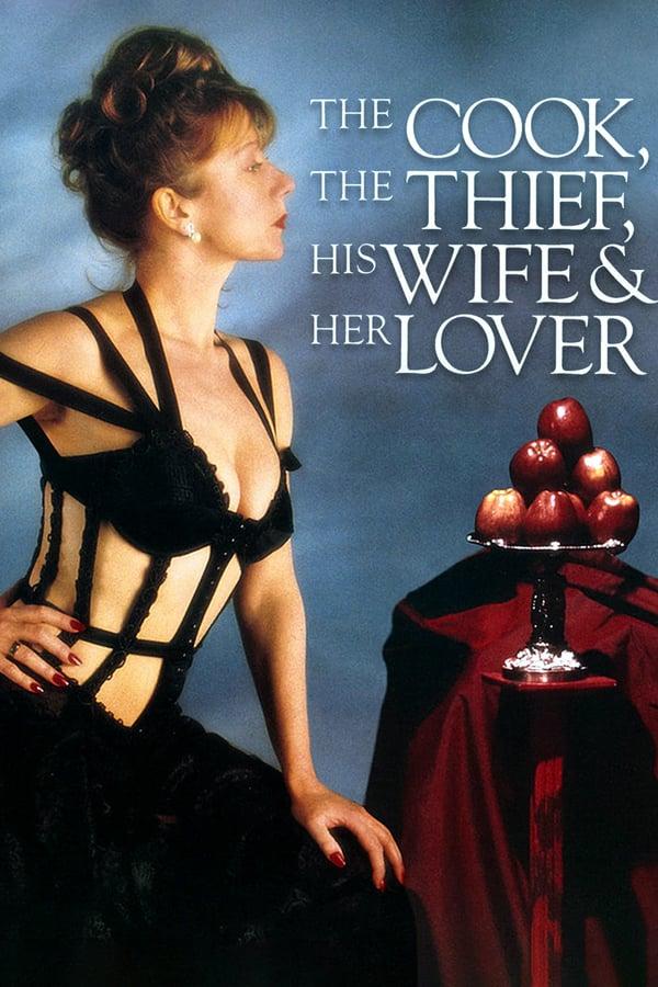 Der Koch, der Dieb, seine Frau und ihr Liebhaber (1989)