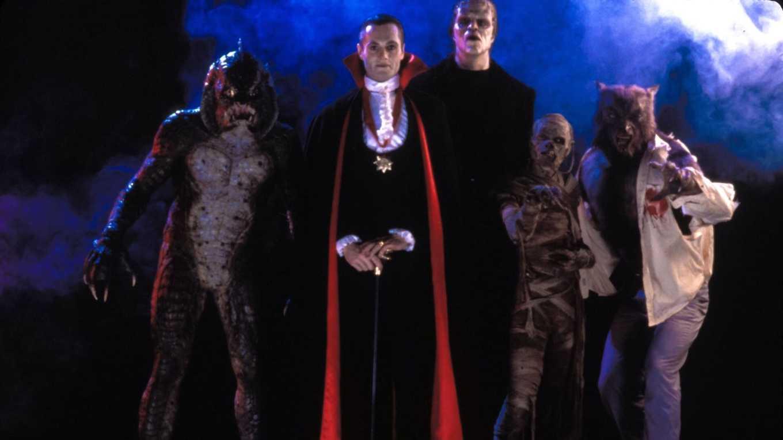 Das Ende der Welt startet um Mitternacht - Monster Busters (1987)