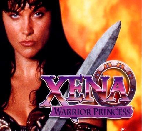 [PSX] Xena: A Princesa Guerreira v1