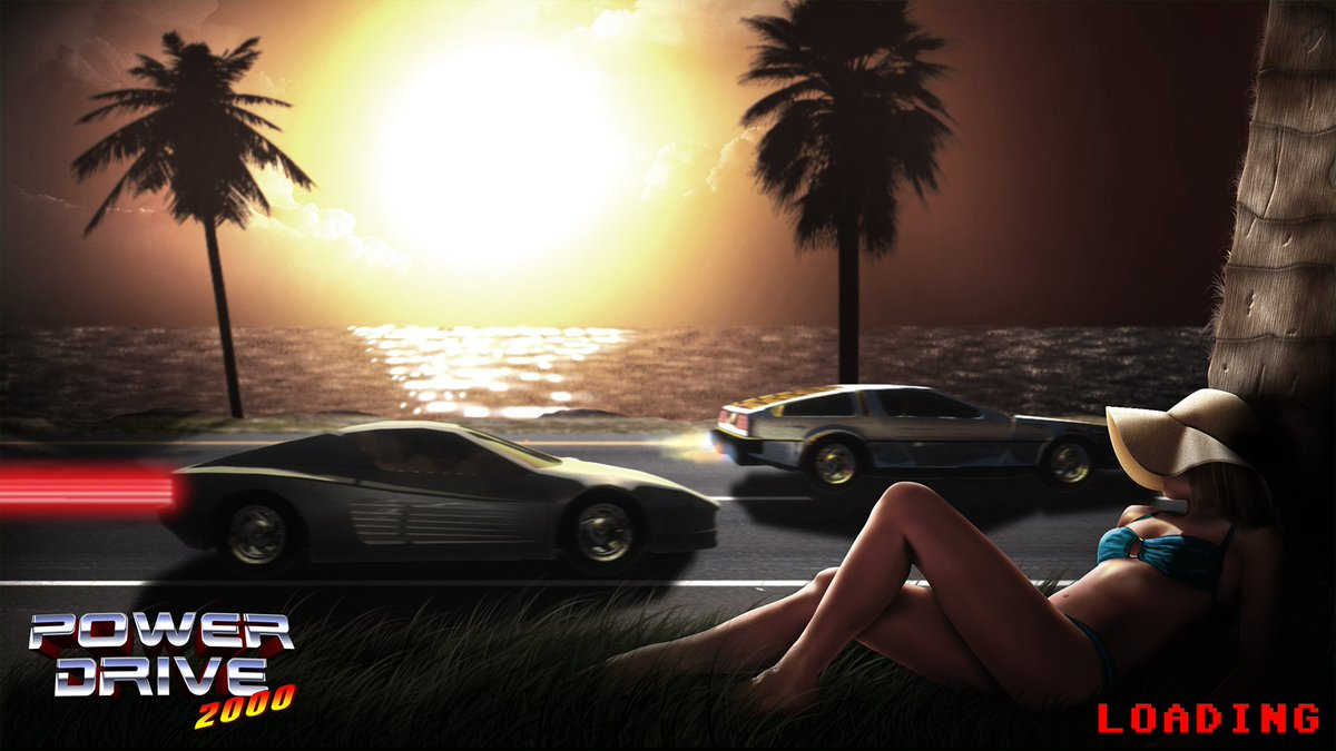 Cars Wallpaper With Names Racing Games Retro Synthwave