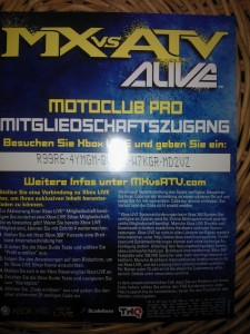 Online Pass MX vs ATV Alive