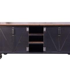 Industrial Kitchen Island Apron For Kids Ellis Vintage Furniture