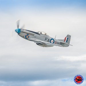 CA-18 Mustang - Aerial Pro Photos