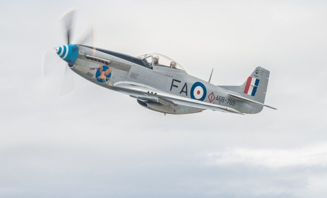 CA-18 Mustang - Aerial Pro Photos