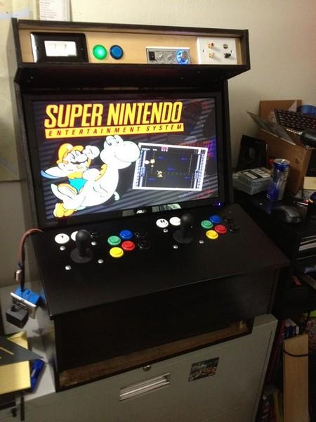 DIY Arcade Cabinet Kits  more  Cabinet 6