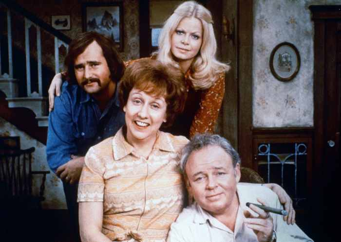 Those Were The Days! Celebrating 50 Years Of Norman Lear's 'All In The Family'