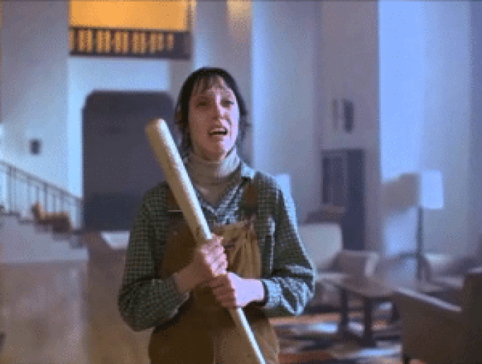 Shelley Duvall brought Wendy Torrance to life in The Shining, spurred on by Kubrick's especially aggressive form of method acting