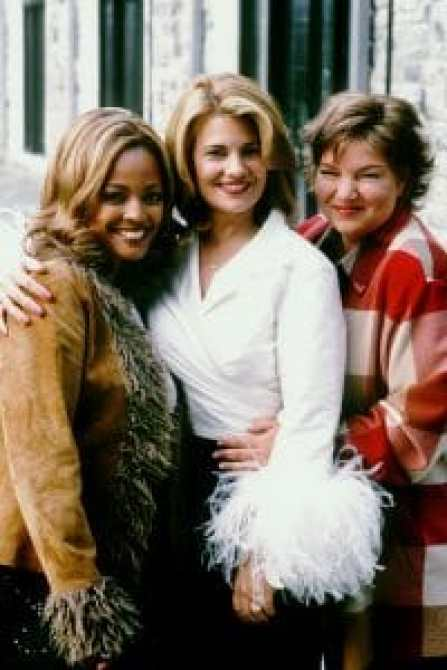FACTS OF LIFE REUNION, THE, Kim Fields, Lisa Whelchel