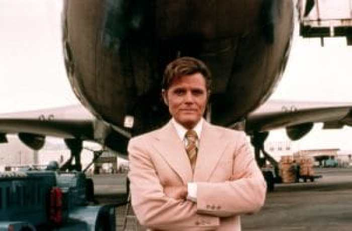 The late actor Jack Lord